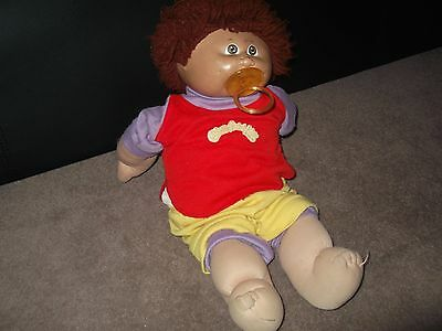 VINTAGE 80'S cabbage patch DOLL,