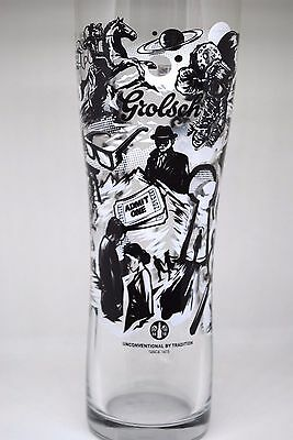 Special GROLSCH Unconventional Art Pint Glass by Tradition FILM & MOVIE Images