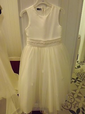 Wedding, Flower girl, holy communion, party dress size 3/4 years