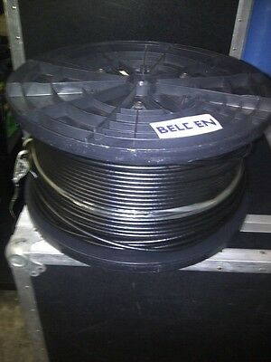 Belden 8281b Precision Coaxial Cable - 1000' Roll