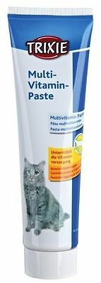 Pet Food Supplement Treat Snack Multi Vitamins Paste for Cat by Trixie