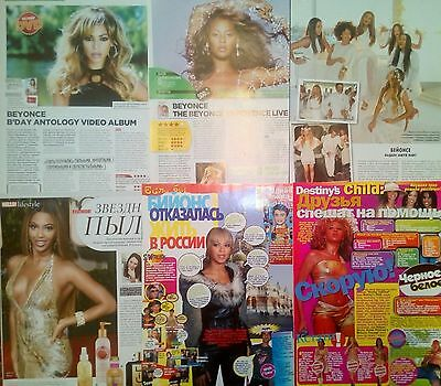 Beyonce  Knowles articles / clippings