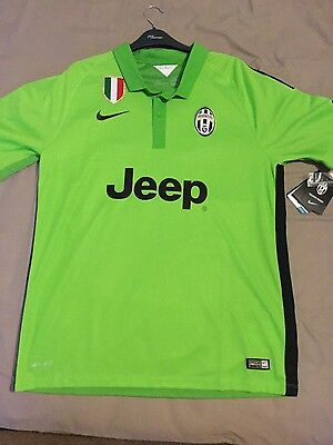 Nike Juventus 14/15 third shirt size L brand new with tags