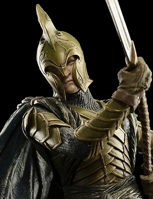 THE LORD OF THE RINGS ELVEN WARRIOR THE WETA CAVE delivery IN STOCK ! NOW !