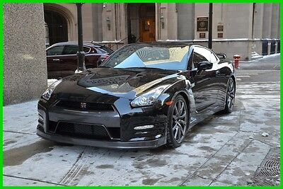 2014 Nissan GT-R Premium Edition 2014 Nissan GTR GT-R Premium Edition Coupe Call Roland Kantor 847-343-2721