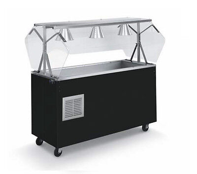 """Vollrath R3895246 Affordable Portable™ 46"""" (3) Well Refrigerated Food Station"""