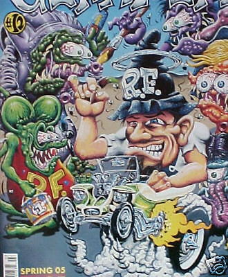 Ed Big Daddy Roth Rat Fink Magazine Tribute 2005 Pictures Articles Stories Ads