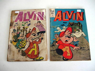 *ALVIN AND THE CHIPMUNKS LOT 4 Books Guide $31