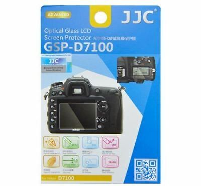 JJC GSP-D7100 Ultra-Thin Glass LCD Screen Cover Protector for Nikon D7100 D7200