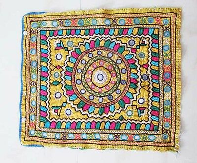 New Vintage Indian Tapestry Banjara Embroidered Art Wall Hanging Decoration 2016