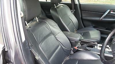 Mazda 6 Gg Gy Pair Of Two Front Leather Bucket Type Seats