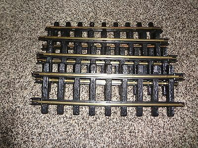 BRAND NEW Bright Holiday Express 4 STRAIGHT TRACKS 384 Series train track brite