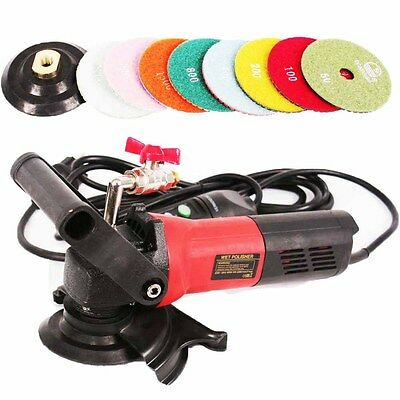 Wet Polisher Variable Speed New Design Easy To Use Widely Trusted Widely Be Used