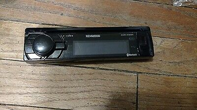 Kenwood Kdc-X895  Tested Faceplate Only