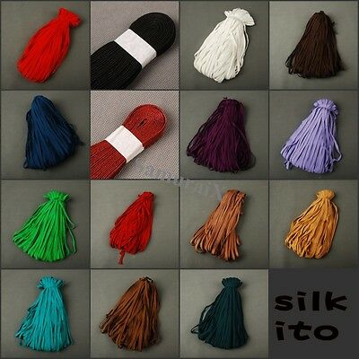 400cm Silk ito sageo wrapping cord for Japanese samurai sword katana wakizashi