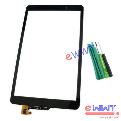 Black LCD Touch Screen+Tools for Huawei MediaPad T2 10 Pro WIFI FDR-A01W ZVLU193