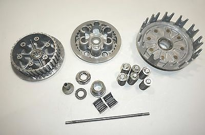 84 1984 Rm250 Clutch Assembly Primary Driven Gear Basket Hub Plate
