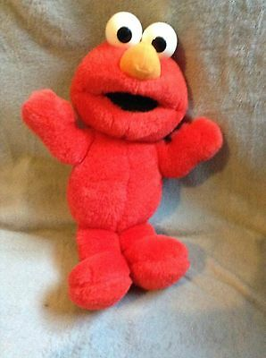"1995 Plush Tickle Me Elmo - Sesame Street. By TYCO 15"" original"