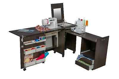 Sewing Machine Cabinet Table Comfort 3. Hobby Desk Variations Of Colors.