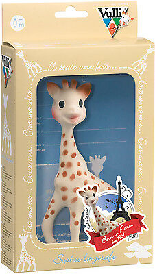Vulli SOPHIE THE GIRAFFE LIMITED VERSION GIFT BOX Baby TeethingTeether/ Toy New
