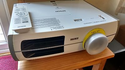 Epson EH-TW3600 TRI-LCD Projector