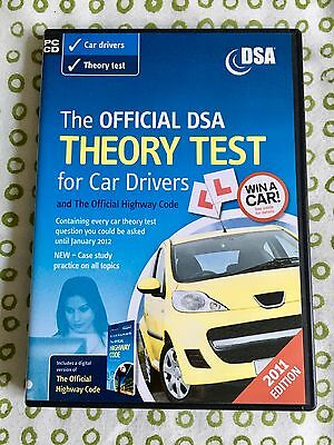 Official DSA Theory Test For Car Drivers & The Official Highway Code PC CD 2011