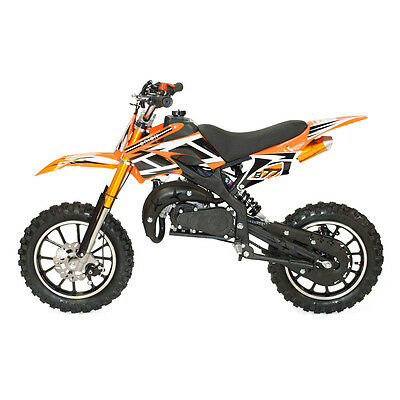 BARGAIN! MINI DIRT BIKE 49CC/50CC SCRAMBLER FUN KIDS BIKE OFF ROAD only £199.00