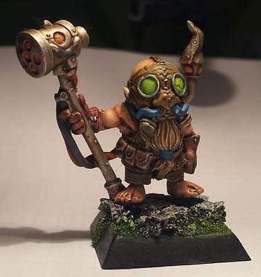 RARE OOP Rackham Dwarf Forge Guardians - perfectly painted