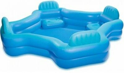 Intex Family Lounge Pool Swim Center Fun Water Summer *Local Pickup Available*