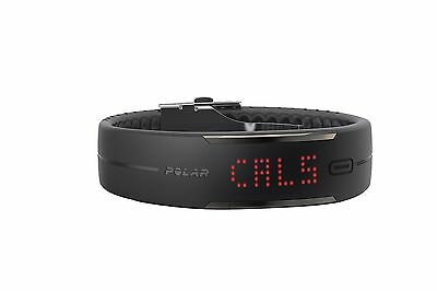 Polar Loop Activity Tracker Fitness Bracelet with 2Connection Black