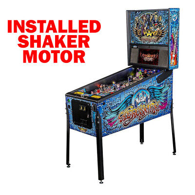 Stern Aerosmith Pro Pinball Machine with Shaker Motor
