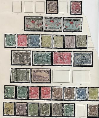 Canada       On 5  Pages From Old Time Collection