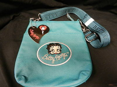 Betty Boop Handbag Purse With Strap New With Tags Model 8032BB