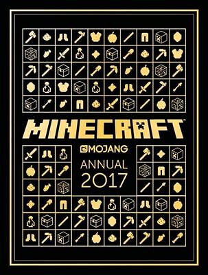 New The Official Minecraft Annual 2017 -  Mojang - Hardcover