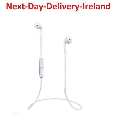 4.1 Bluetooth Wireless Headset Headphone Earphone Sport Mic Microphone Handsfree