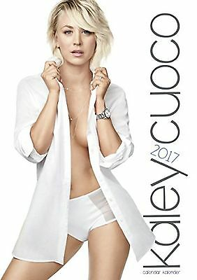 Kaley Cuoco 2017 Calendar [Big Bang Theory]