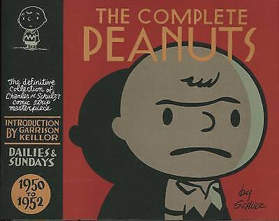 The Complete Peanuts 1950 -1952: Volume 1 by Charles M. Schulz (Hardback, 2007)