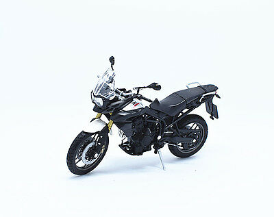 1:18 Welly TRIUMPH TIGER 800 Motorcycle Bike Model