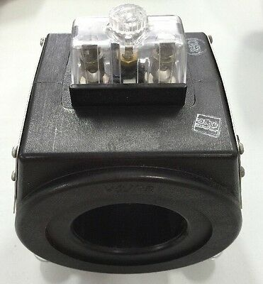 General Electric GE Type JAK-OC 750X133552 Ratio 200:5A Current Transformer