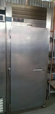 Traulsen RPP132L-FHS Roll In Heated Proofer