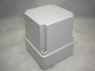 Gewiss Deep Lid Enclosure Junction Box Adaptable Plastic Pvc Ip56 Waterproof