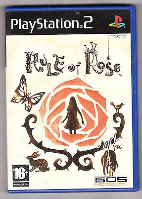 Playstation 2 PS2 - Rule of Rose complet