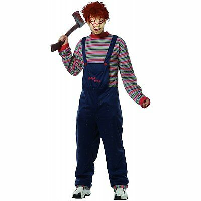 Child's Play Chucky Adult Standard Costume