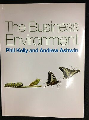 The Business Environment by Phil Kelly Paperback Book (English)