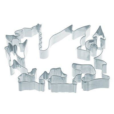 Kitchen Craft 15 cm Welsh Dragon Shaped Cookie Cutter