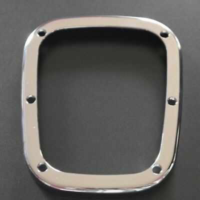 Chrome Switch Frame For VW Golf III & Vento Gear Frame Shift gate Chrome Frame