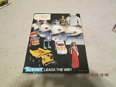 Catalog 1982 Kenner Toy Fair Catalog 149 Pages For A Kenner Employee