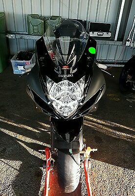 Suzuki GSXR 600/750 L6 Bodywork/Fairings/tail unit