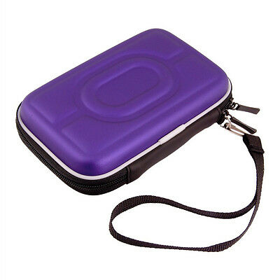 """L141 Carry Case Cover Pouch Bag for 2.5"""" USB External Hard Disk Drive Protect Pu"""