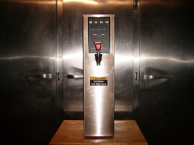 Bunn H5 Hot Water Dispenser, Stainless Steel, 5 gallon, 120V - GREAT CONDITION